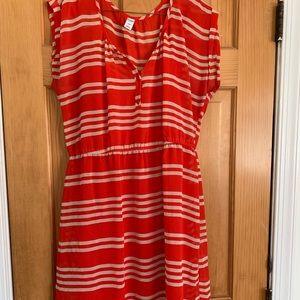 Summer lined dress